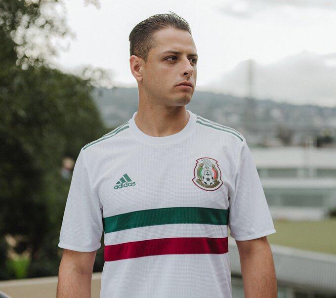 Estos son los jerseys que se verán en el Mundial de Rusia 2018 image-upl...