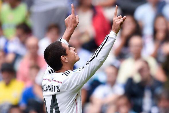 Si el Chicharito sigue con buena racha con el Real Madrid, su estancia e...