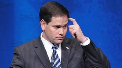 En noviembre de 2010, tras ser electo senador por el estado de Florida,...
