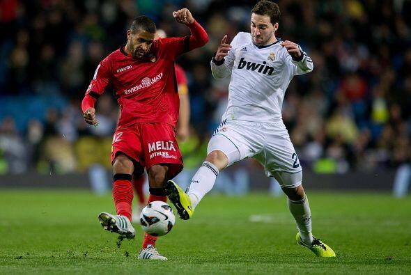 Higuaín fue figura con sus dos goles.