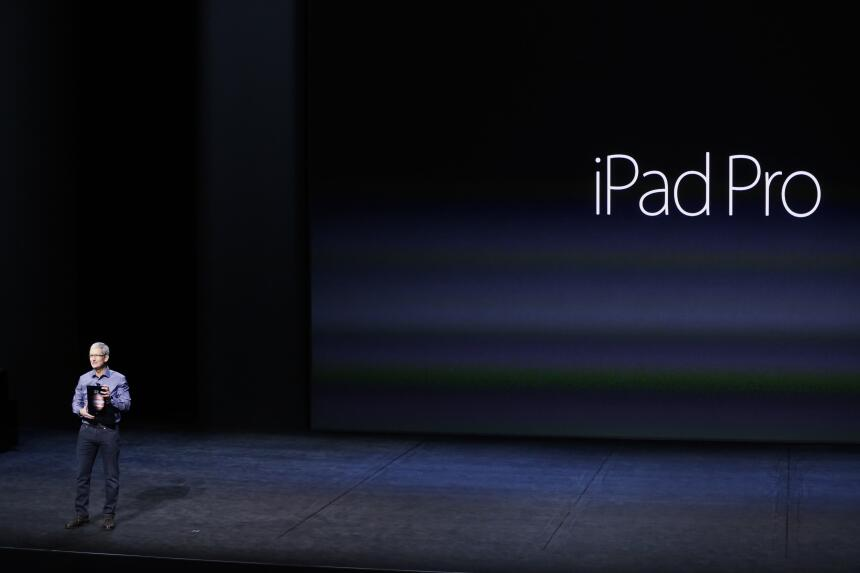 Apple anunció la nueva iPad Pro, Apple Watch, Apple TV y más. Mira en fo...