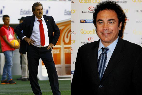 El destino los reunió en 1995, Lavolpe como entrenador y Hugo como jugad...