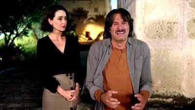 Pancho López le contó a Susana cómo murió su esposa Rebeca
