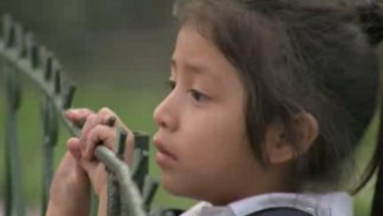 Niños hispanos con mayor porcentaje de pobreza