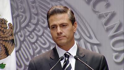 """Enrique Peña Nieto: """"Los hechos de Iguala son indignantes, dolorosos e i..."""