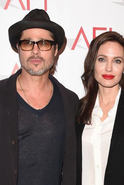 Y esto es algo de lo cual Angelina no sólo está al tanto, sino también e...