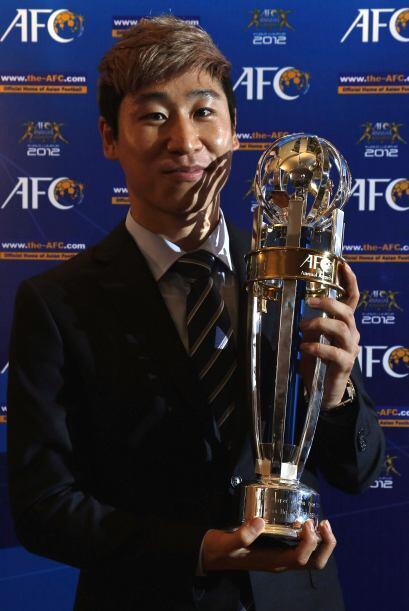 Lee Keun-Ho.- Es el goleador actual de la selección de Corea del Sur, su...