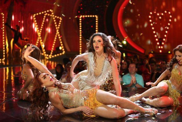 'Moulin Rouge' fue el tema con el que lograron explotar al máximo...