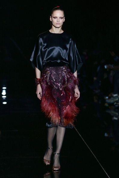 Las plumas te permitirán un efecto degradado espectacular en tus prendas...