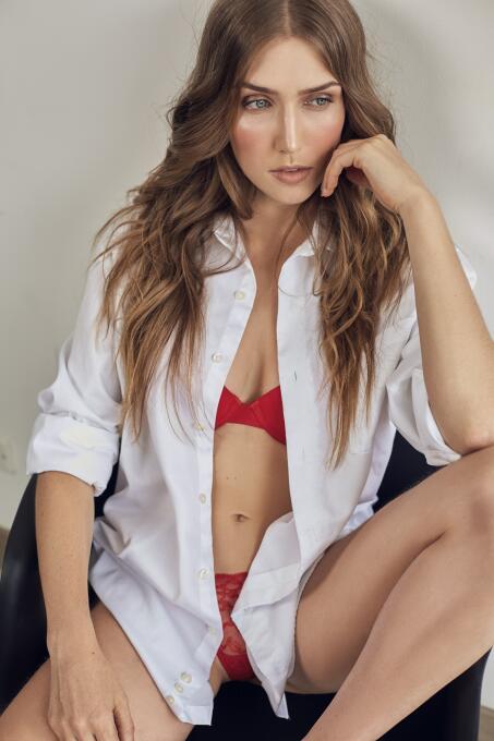 La sensual Susana Jaramillo y su 'corazón dividido' entre dos grandes de...