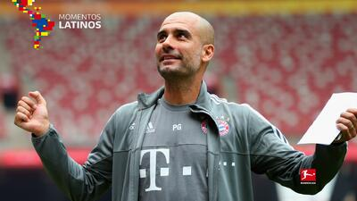 El paso de Pep Guardiola por el Bayern Múnich