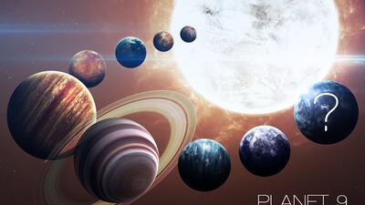 El misterioso y elusivo 'planeta nueve'