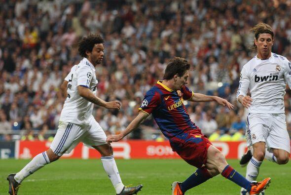 Meses después Messi volvería a victimar al Real Madrid, en la Super Copa...