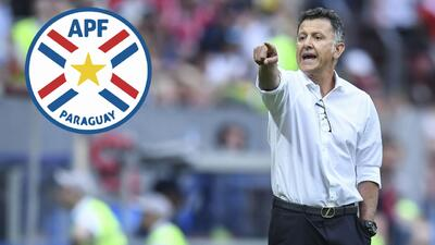 Juan Carlos Osorio, cerca de Paraguay; Colombia tiene la última palabra