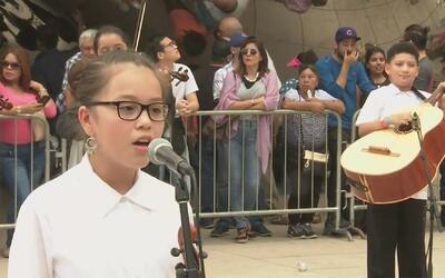 Así se celebra el Festival de Mariachi en Chicago