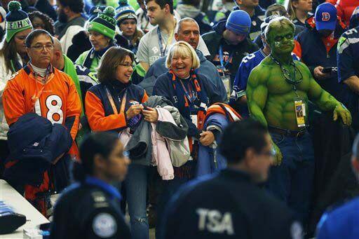 Galería de fans (AP-NFL).