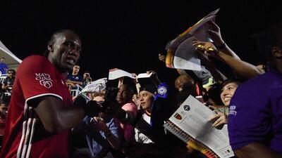 Tras perder final con su Phoenix rising, Didier Drogba dijo adiós al fútbol