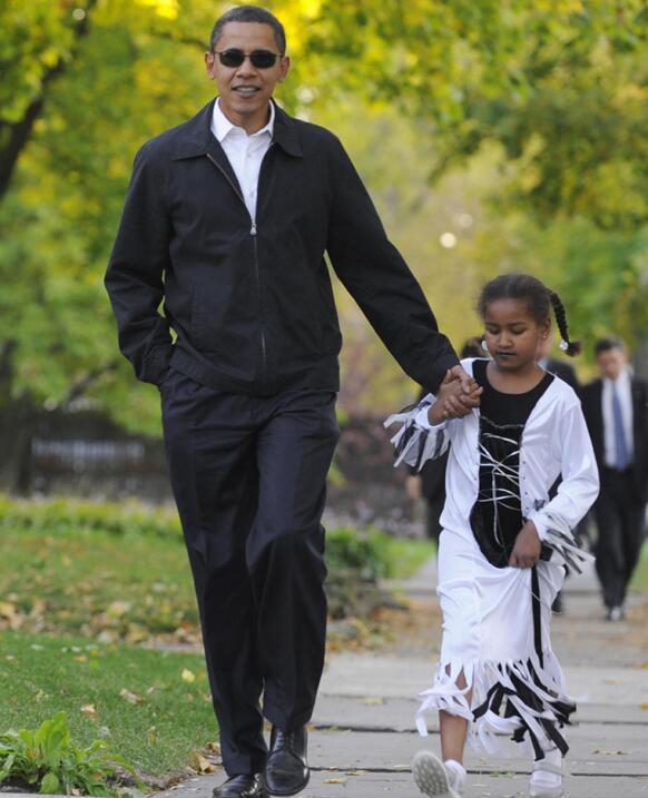 8 lecciones prácticas sobre educación que dejan los Obama como padres ha...