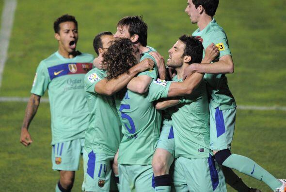 la definición del argentino no pudo ser detenida y significó el 1-1.