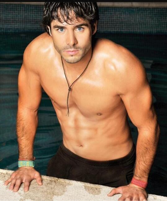 Ellos tienen los ojos más bonitos de las telenovelas, ¿cuáles son tus fa...