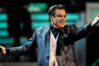 Juan Gabriel le cantó 'Las mañanitas' a Maduro