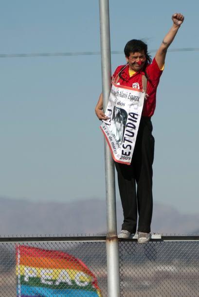 La gente en Ciudad Juárez busca vivir tranquila y lejos de la violencia...