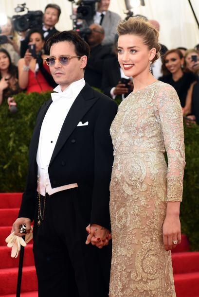 La prometida de Johnny Depp también vio violada su intimidad.