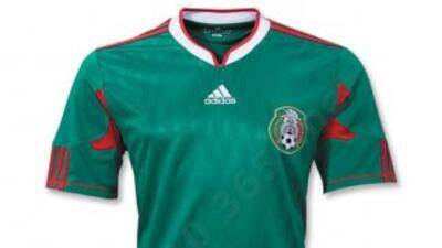Playera de Mexico