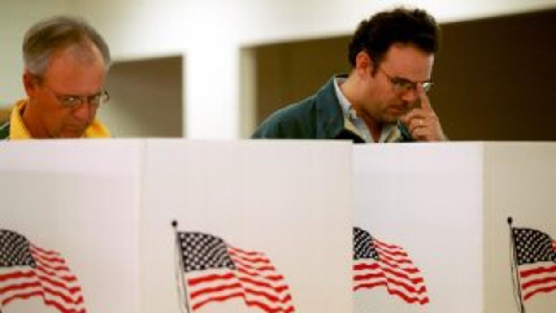 Más de 6.5 millones de hispanos votaron en las elecciones de medio térmi...
