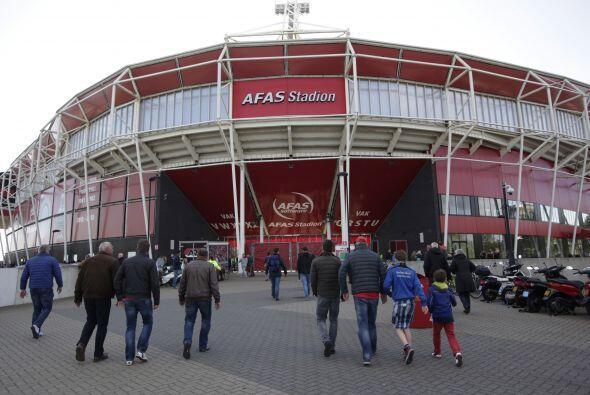 La Eridivisie de Holanda bajó en un 2% la asistencia a los estadios y ca...