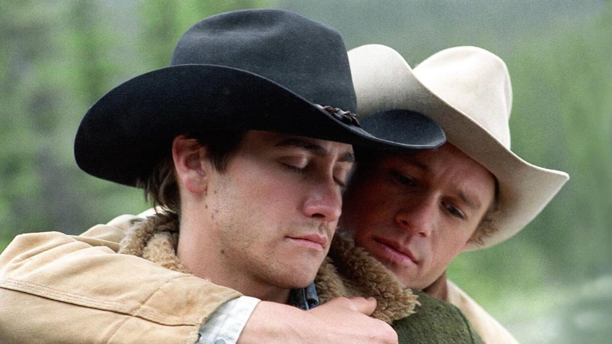 Los actores de Brokeback Mountain
