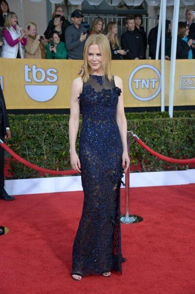 Vivienne Westwood le sugirió a Nicole Kidman esta creación de Alta Costu...