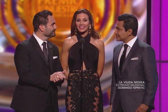 Enrique, Argelia y Raúl hicieron un excelente equipo.
