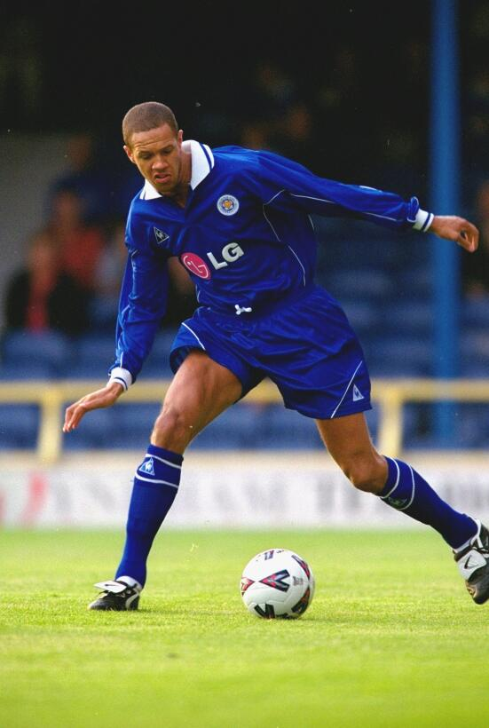 7. Junior Lewis (Inglaterra) - Leicester City