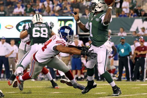 Jets vs Giants (NFL). El primer choque se dio en 1970, después de...