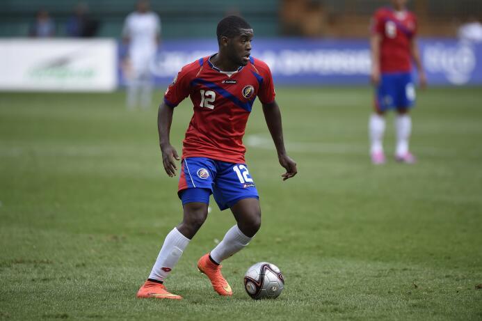 Costa Rica rumbo a la Copa América Centenario