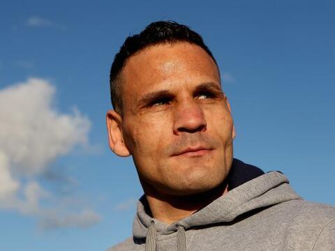 Billy Smith, uno de los más populares boxeadores de Gran Breta&nt...