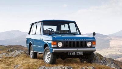 Lo que nunca supiste sobre la primera Range Rover