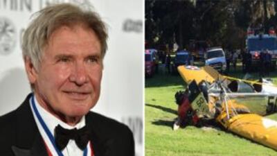 Autoridades investigan un accidente aéreo en Santa Monica que presuntame...