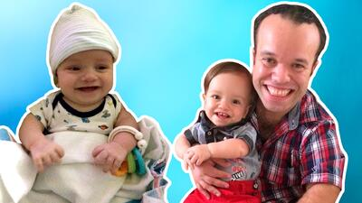 Todo ternura: mira cómo ha crecido Sebastián, el hijo de Carlitos 'El Productor'