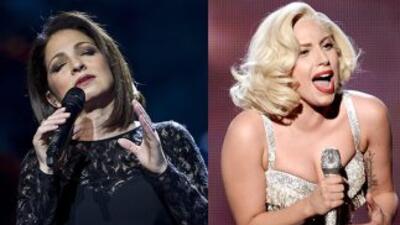 Gloria Estefan y Lady Gaga cantarán juntas en los GRAMMY.