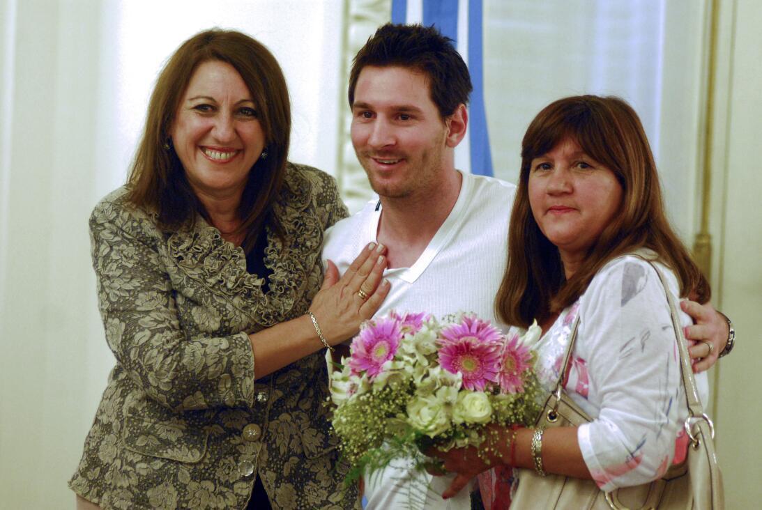Celia María Cuccittini es la madre de Lionel Messi, la mujer que se desp...