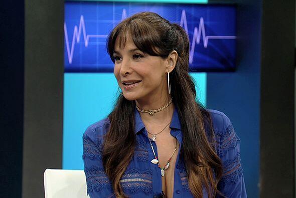 Lorena Rojas fue la invitada especial de Cita con tu salud para testimon...