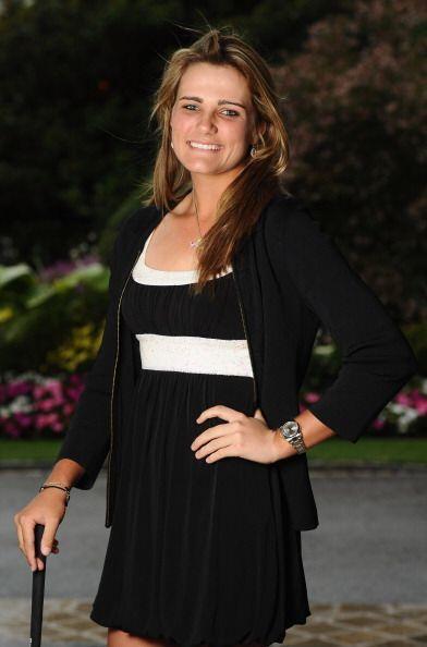 Lexi Thompson, además de ser muy taentosa, es muy guapa.