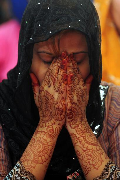 Casi un millar de mujeres murieron el año pasado en Pakistán a causa de...