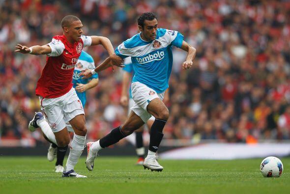 La fecha 8 de la Liga Premier inglesa nos dejó el duelo Arsenal vs. Sund...