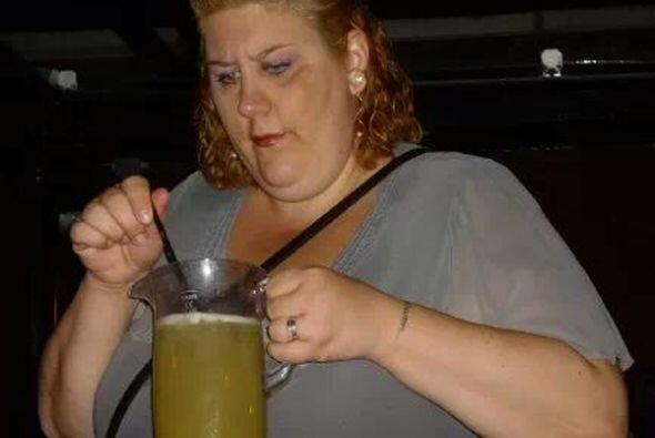 Luego de un estilo de vida poco saludable por mucho tiempo, Sharon  alca...