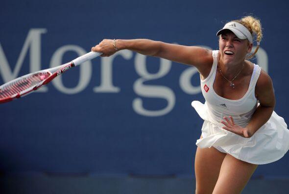 La primer preclasificada, Caroline Wozniacki, derrotó a Andrea Petkovic[...