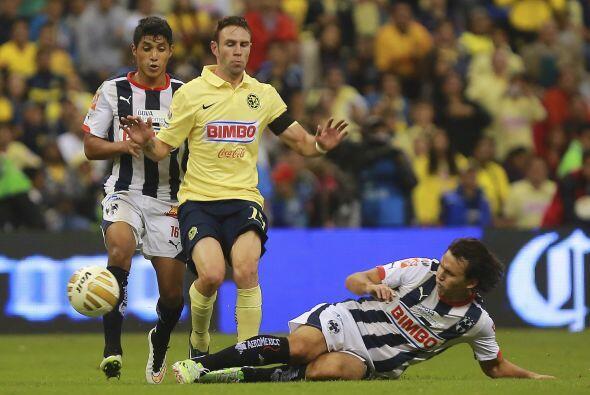 El peor momento de su carrera lo vivió en el Apertura 2011 dónde no part...