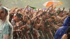 Se espera lluvia este primer día de Lollapalooza